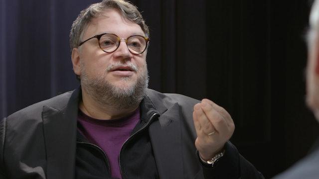 Guillermo del Toro on CANOA: A SHAMEFUL MEMORY
