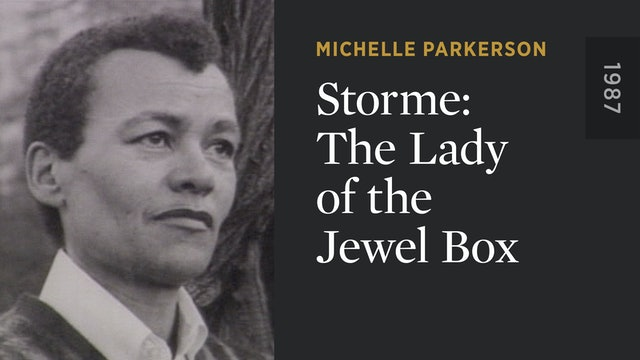 Storme: The Lady of the Jewel Box