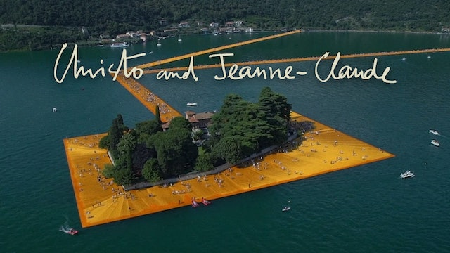 Christo and Jeanne-Claude Teaser