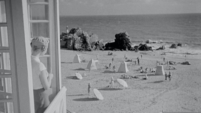 MONSIEUR HULOT'S HOLIDAY Original 1953 Theatrical Version