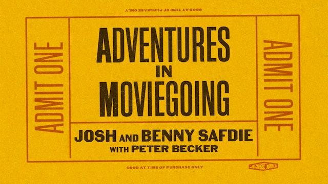 Josh and Benny Safdie in Conversation