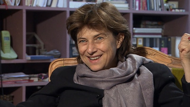 Chantal Akerman on SAUTE MA VILLE, 2009