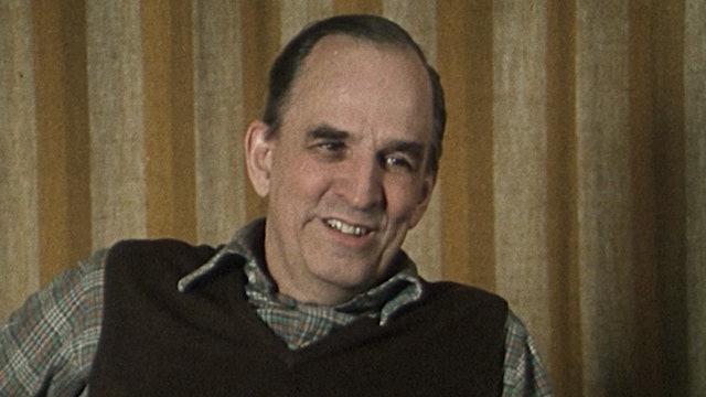 Ingmar Bergman on Victor Sjöström