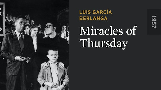 Miracles of Thursday