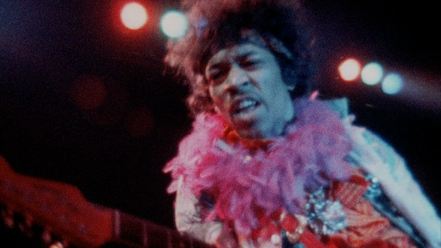 JIMI PLAYS MONTEREY Commentary