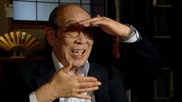 GODZILLA Cast and Crew: Haruo Nakajima