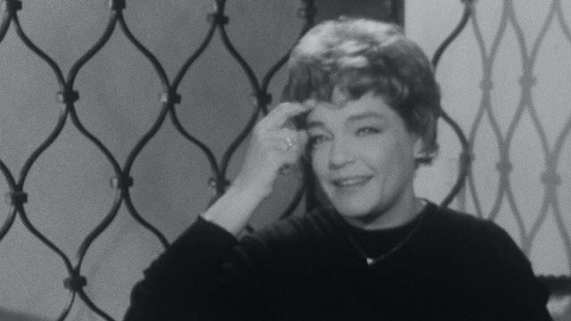 """""""Cinépanorama"""": Simone Signoret, 1963"""