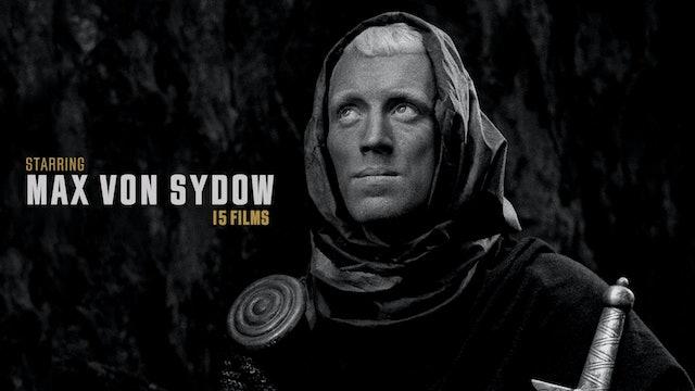 Starring Max von Sydow