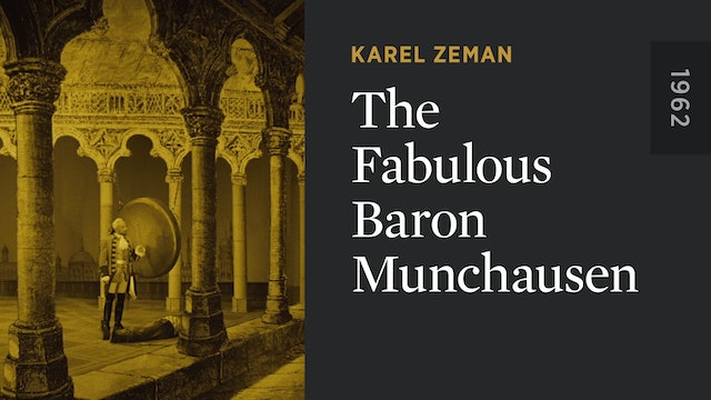 The Fabulous Baron Munchausen
