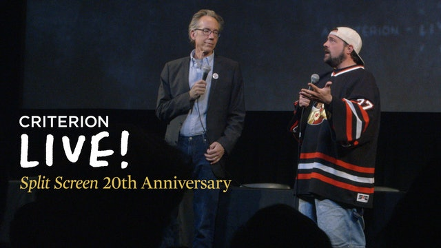 Criterion Live! SPLIT SCREEN 20th Anniversary, Walter Reade Theater