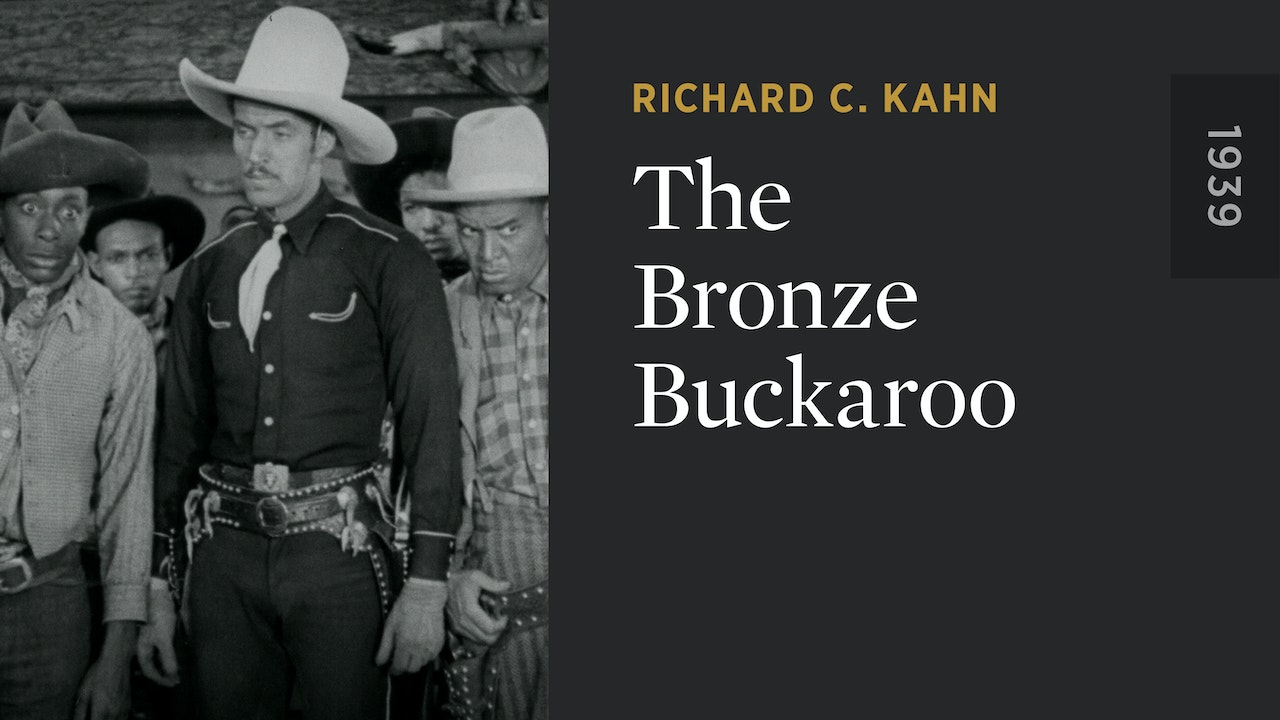 The Bronze Buckaroo