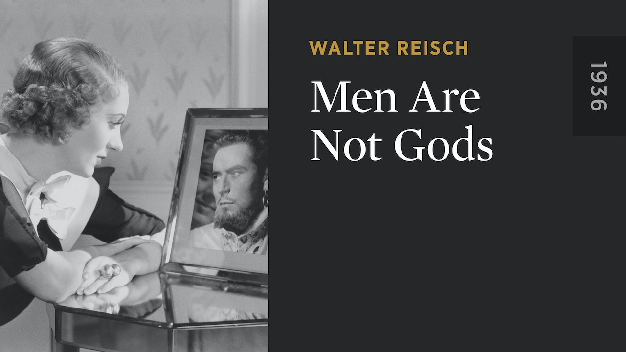 Men Are Not Gods