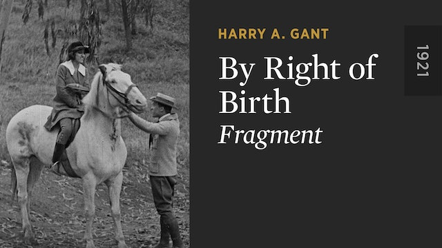 By Right of Birth