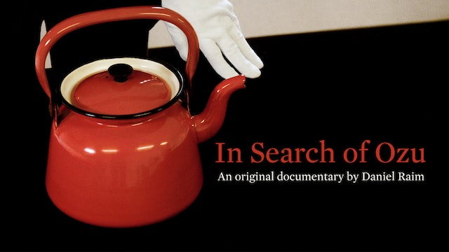 In Search of Ozu