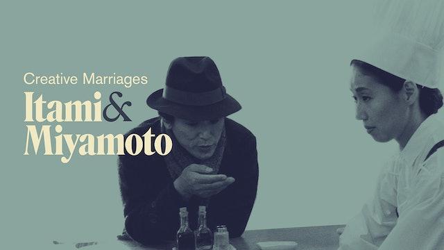 Juzo Itami & Nobuko Miyamoto