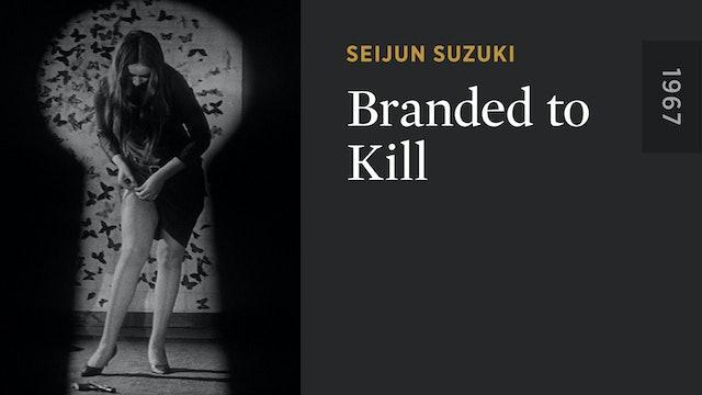 Directed by Seijun Suzuki - Criterion Channel