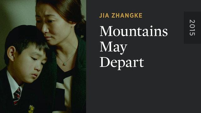 Mountains May Depart