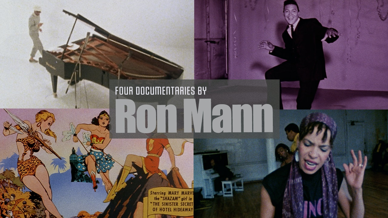 Four Documentaries by Ron Mann