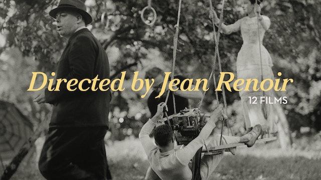 Directed by Jean Renoir