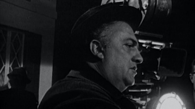 Federico Fellini's Autobiography