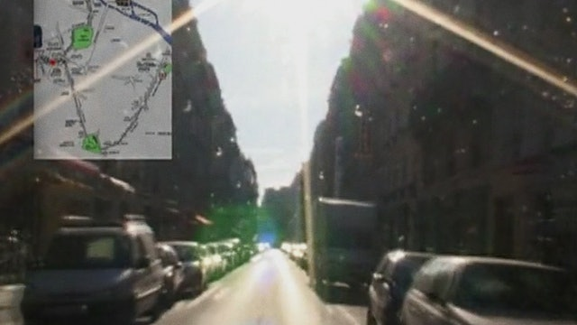 Cléo's Real Path Through Paris