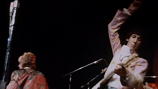 """MONTEREY POP Outtakes: The Who, """"Summertime Blues"""""""
