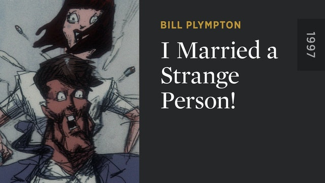 I Married a Strange Person!