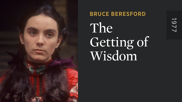 The Getting of Wisdom