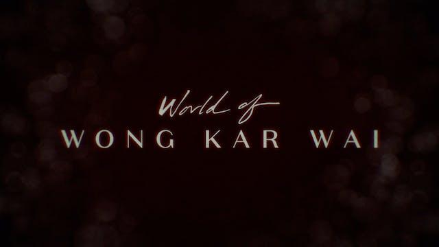 World of Wong Kar Wai Trailer