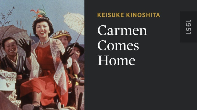 Carmen Comes Home