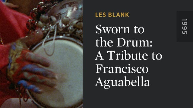 Sworn to the Drum: A Tribute to Franc...