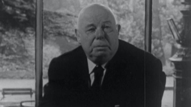 Jean Renoir on LA CHIENNE