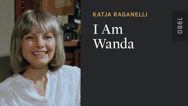 I Am Wanda
