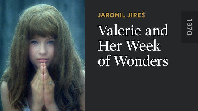 Valerie and Her Week of Wonders