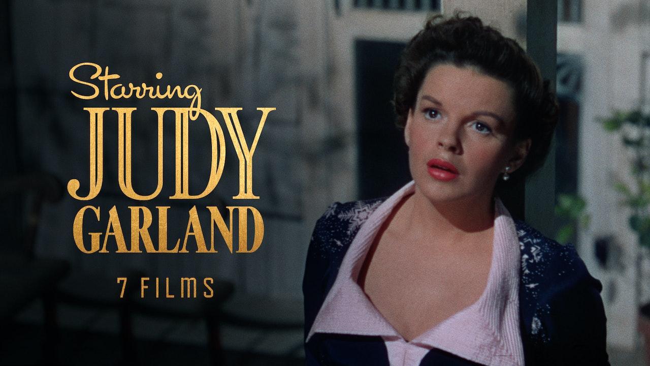 Starring Judy Garland