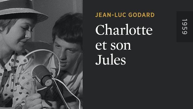 Charlotte et son Jules