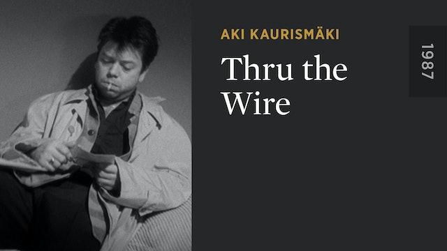 Thru the Wire