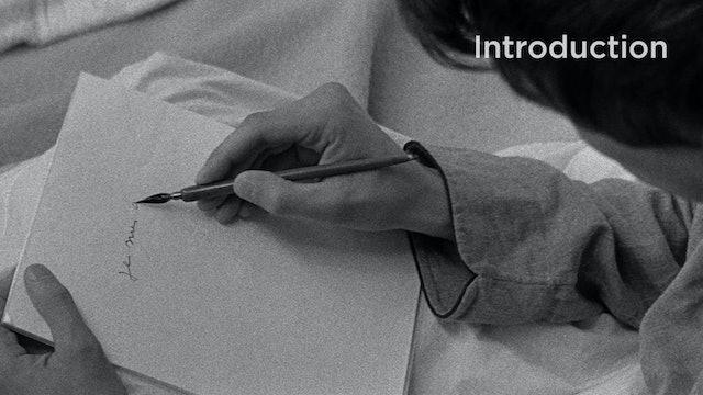 Ingmar Bergman on THE SILENCE