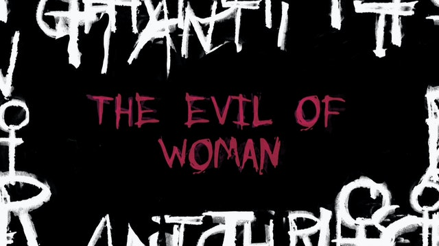 The Making of ANTICHRIST: The Evil of Woman