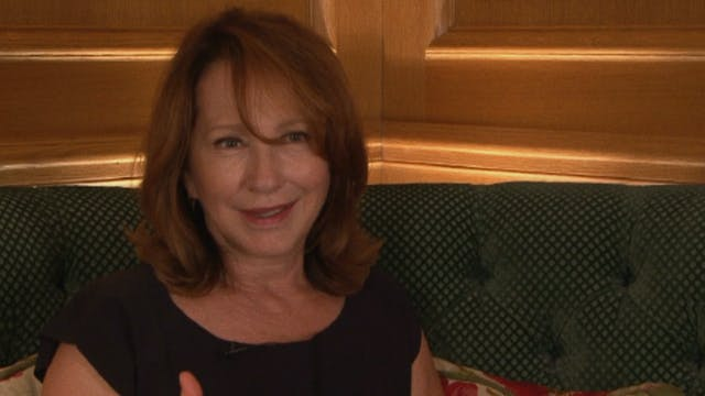 Nathalie Baye on EVERY MAN FOR HIMSELF