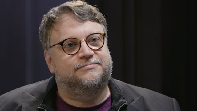 Guillermo del Toro on THE SPIRIT OF T...