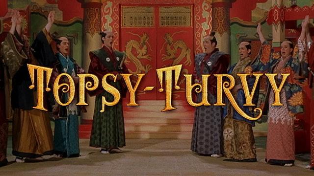 TOPSY-TURVY TV Spot 1