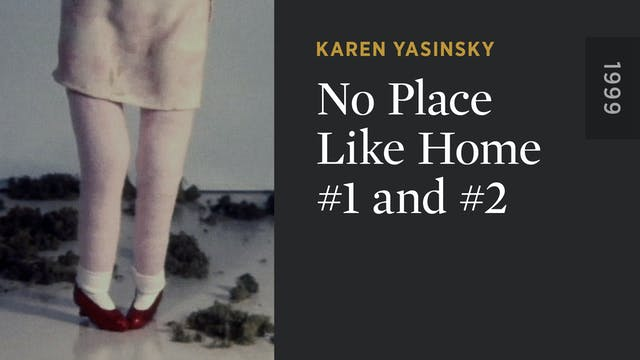 No Place Like Home #1 and #2