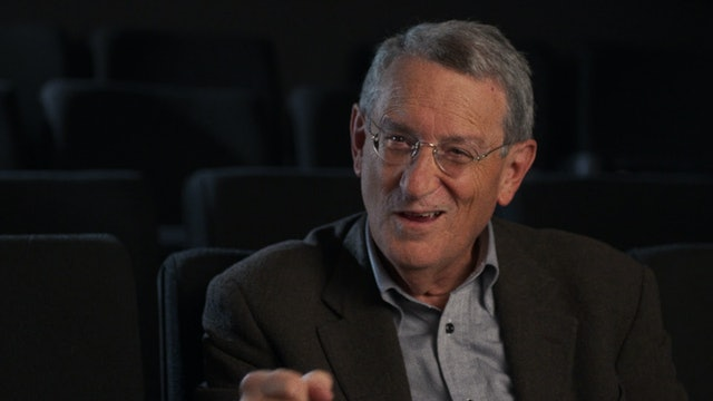 THE WAR ROOM: Stanley Greenberg