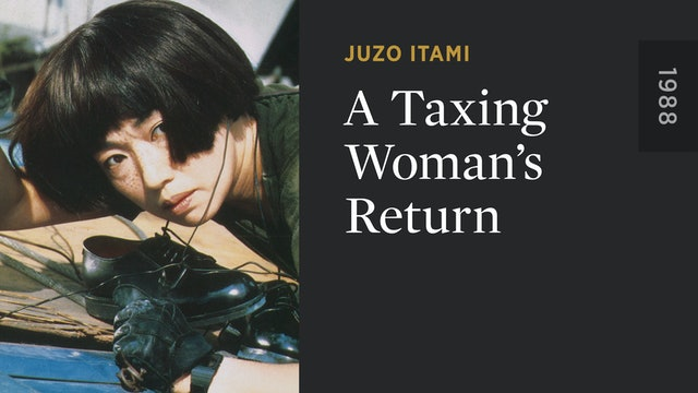 A Taxing Woman's Return