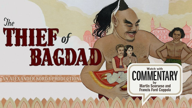 THE THIEF OF BAGDAD Commentary 1