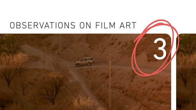 Abbas Kiarostami: The Character of Landscape, the Landscape of Character