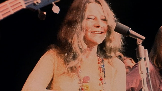 MONTEREY POP Outtakes: Big Brother and the Holding Company