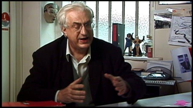 Bertrand Tavernier on COUP DE TORCHON