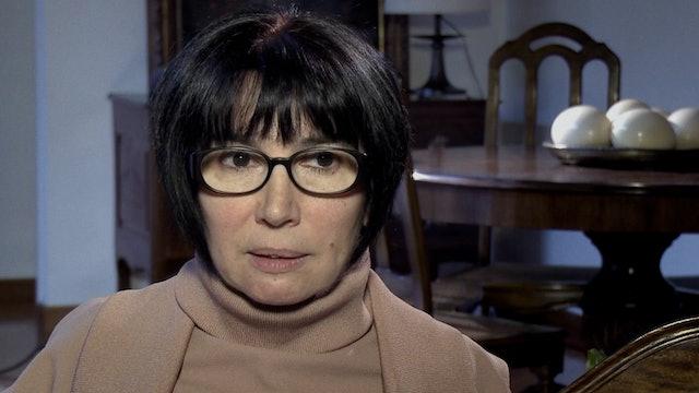 Elena Dagrada on EUROPE '51